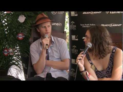 The Lumineers - Austin City Limits Festival - Interview