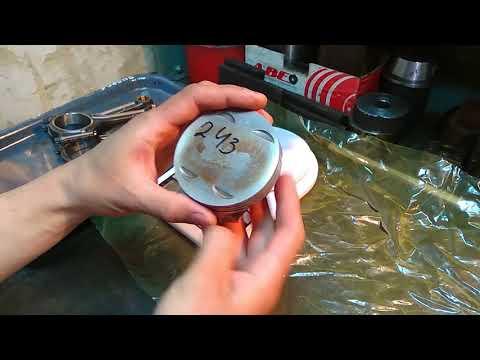 Приора с двигателем 21126 шатуны  Federal Mogul и их развесовка