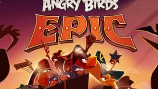Angry Birds Epic Wiz Pig's Castle - 3 Stars Walkthrough Gameplay