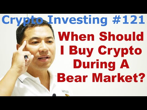 Crypto Investing #121 – When Should I Buy Crypto During A Bear Market? – By Tai Zen
