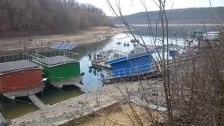як виглялає Дністер в 02 02 2020 рибалки захопили берег початок нашої пригоди повернулись з лісу