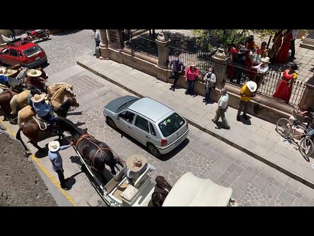 Tradicional boda charra en Jerez Zacatecas 😍🤠
