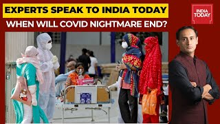 Covid Crisis: When Will The COVID19 Nightmare End? Experts Speak Out | Newstrack With Rahul Kanwal