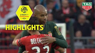 Stade Rennais FC - AS Monaco ( 2-2 ) - Highlights - (SRFC - ASM) / 2018-19