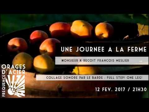 Un jour à la ferme - Orages d'acier - 12/02/2017