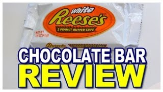 Reese's Peanut Butter Cup White Chocolate Review