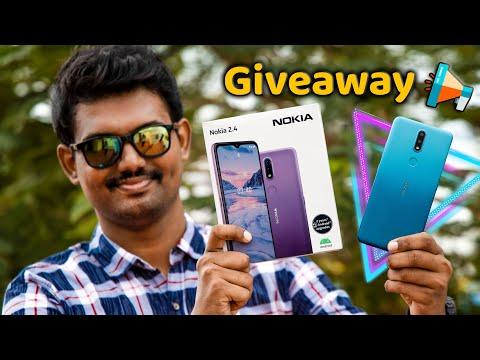 2020ல் இப்படியும் ஒரு மொபைல்!   Nokia 2.4 Unboxing & Review   Give Away   Tech Boss
