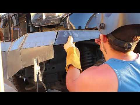 Offroad 4x4 Bumper Build