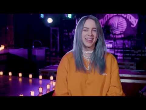 Интервью с Билли Айлиш для «MTV» ¦ MTV Music [русские субтитры]