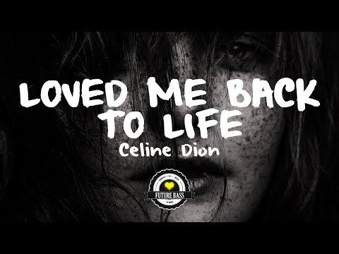 Celine Dion - Loved Me Back To Life (David Scorz Remix)