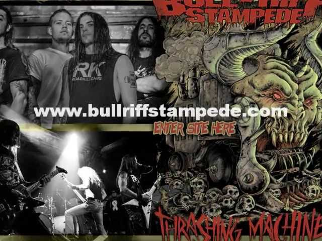 Bull-Riff Stampede - Enraging the Beast demo sampler