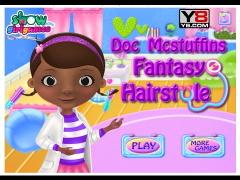 Doc McStuffins Dress Up Games Online