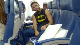 WHAT ARABS DO ON PLANES!