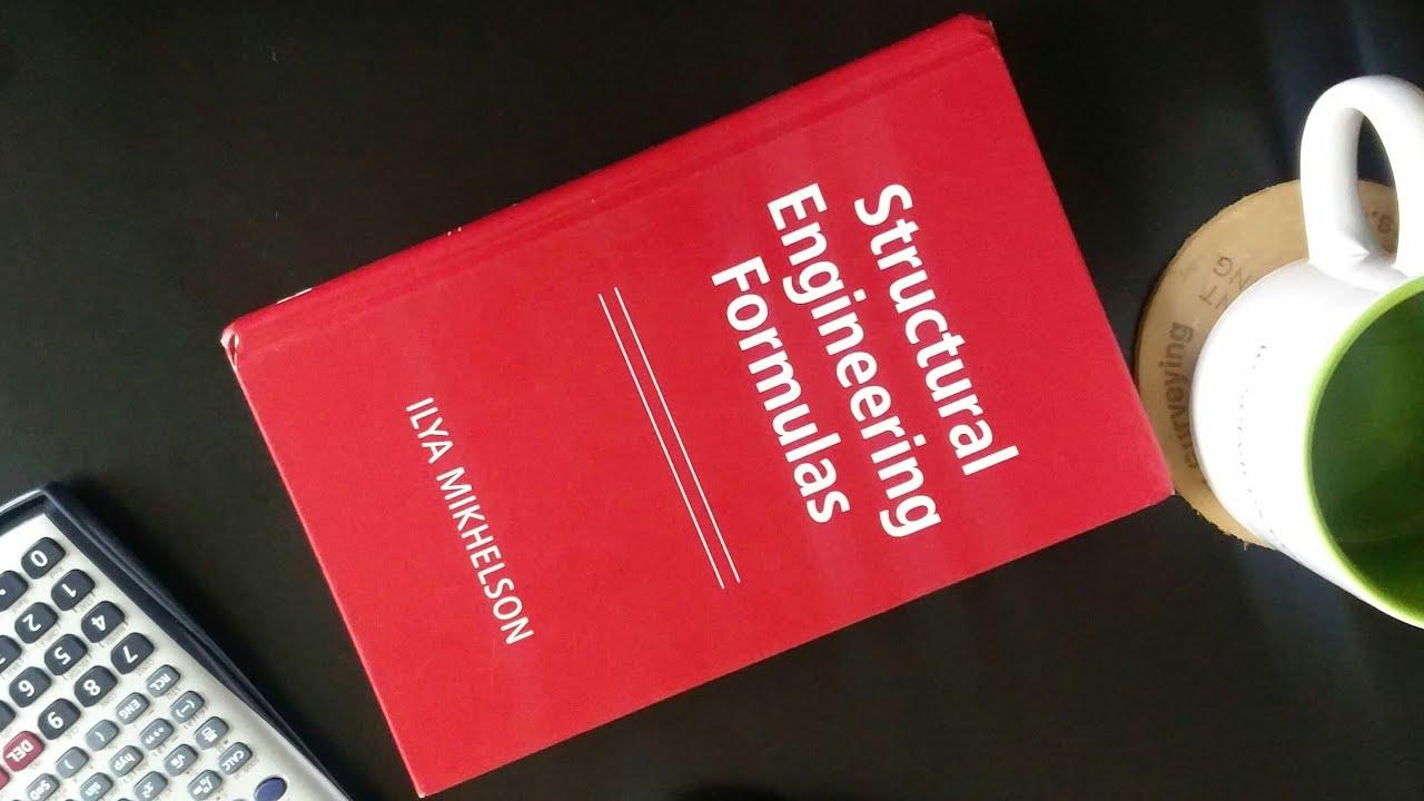 structural engineering formulas ilya mikhelson pdf