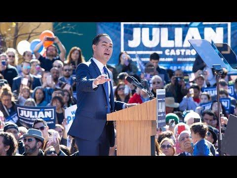 Democrat Julián Castro Announces 2020 Bid For President   NBC News Mp3
