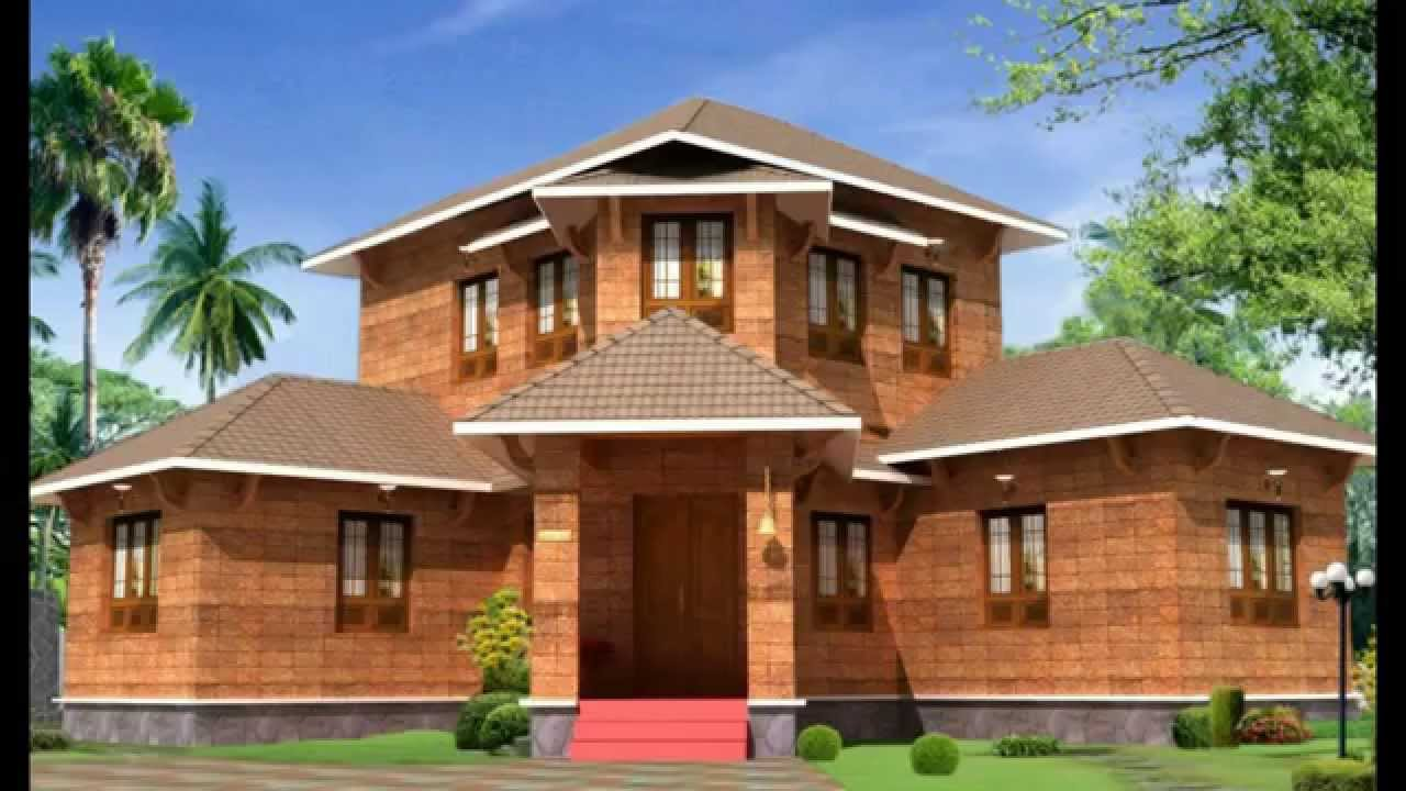 Low cost modern kerala home plan 8547872392 youtube for Low cost to build homes