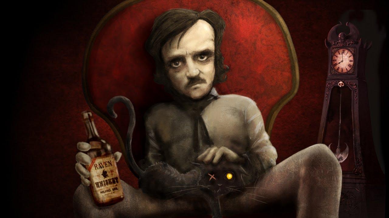 iPoe - Cuentos interactivos de Edgar Allan Poe para iPad