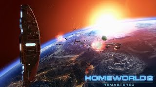 Homeworld 2 Remastered Story Trailer (Homeworld Remastered Collection)
