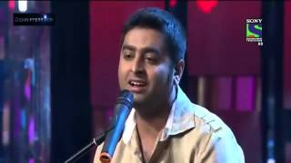 Arijit singh indian idol junior  Tum hi ho Ashiqui 2