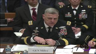 Army Chief: Lack of Budget Stability Weakens Modernization Efforts