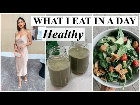 WHAT I EAT IN A DAY VEGETARIAN
