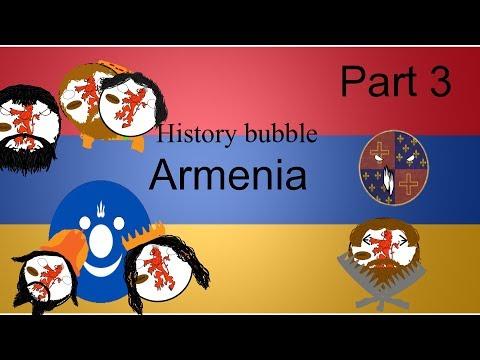 History Bubble Cilician Armenia