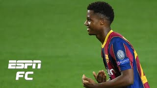 Lionel Messi, Coutinho, and Ansu Fati prove they can play together at Barcelona – Moreno   ESPN FC