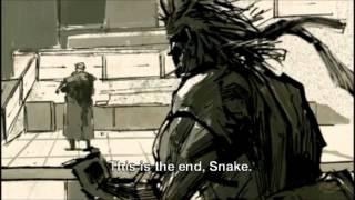 Metal Gear Solid: Portable Ops Walkthrough - Ending [HD]