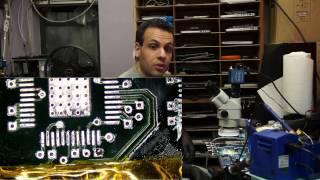 Tektronix TDS694C repair