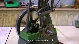 STUART NUMBER ONE STEAM ENGINE REPAIR - ...