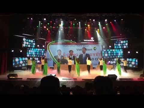 HD VCB 2018 - CN NSG KV7 - 7. Ca Múa LK Vietcombank