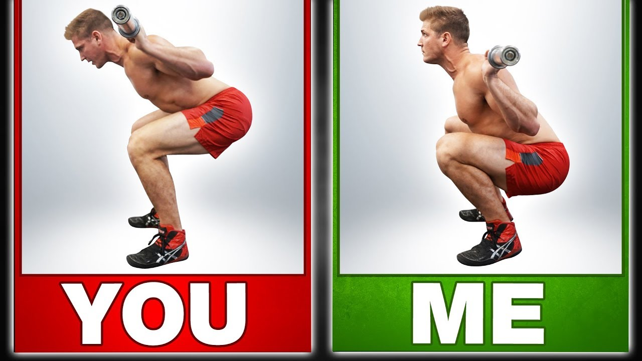 Stop Squatting Above Parallel