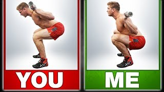 DEEP SQUATTING With Perfect Form! | ALL MISTAKES FIXED