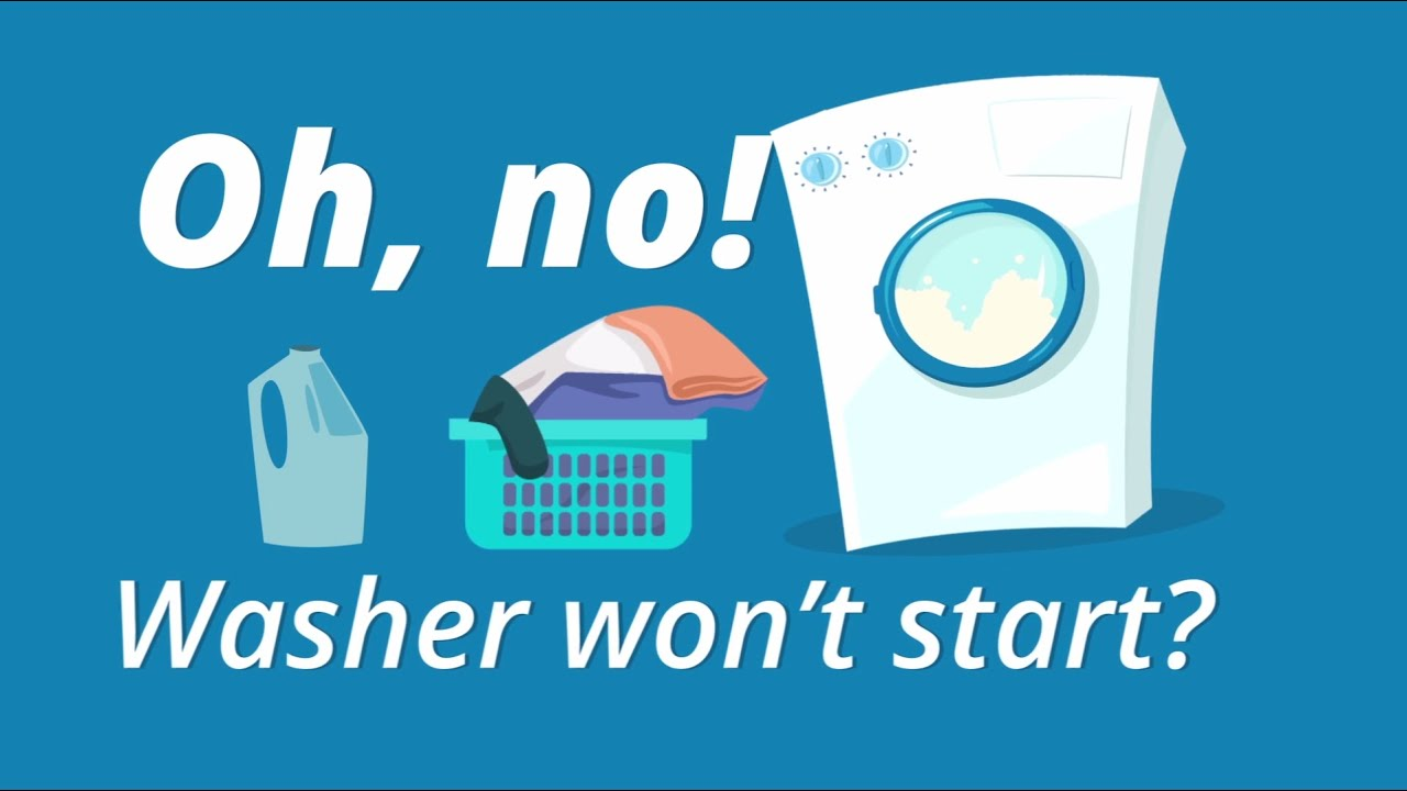 Top-Loading Washer Troubleshooting Tips