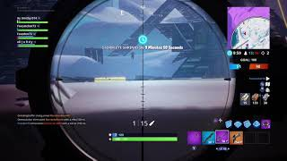 Fortnite - Funny/Lucky Moments #1