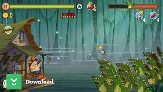 Swamp Attack - An action-packed, tower defense game