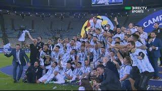 Argentina vs Brasil | Copa América 2021 | Partido Completo | Final