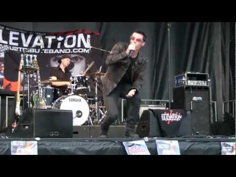 Elevation - Beautiful Day (U2 Tribute) [CNE 08/23/2011]