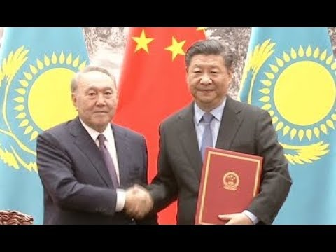 China, Kazakhstan Agree to Consolidate Traditional Friendship, Enhance Mutual Support