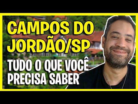 CAMPOS DO JORDÃO SP - GUIA COMPLETO! COMO CHEGAR, QUANDO IR, O QUE FAZER EM CAMPOS DO JORDÃO!