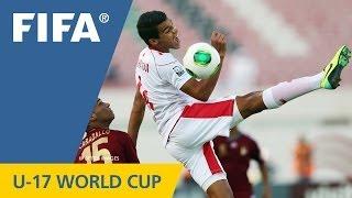 Ten-man Tunisia top Venezuelans