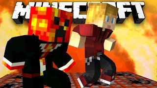 Minecraft: SPRINT MANIA PARKOUR! (Epic TNT Sumotori) - w/Preston & CraftBattleDuty!