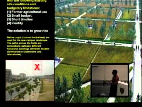 "Kongjian Yu, ""The Art of Survival: Recovering Landscape Architecture"""