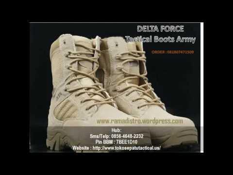 sepatu delta force gurun