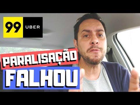 Uber Paralisação Global FALHOU? Veja os RESULTADOS