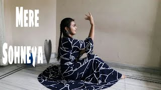Mere Sohneya | Kabir Singh | Semi-Classical | Parampara Thakur , Sachet Tandon | Dance Video