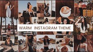 How I edit my instagram photos for FREE using VSCO! WARM VINTAGE THEME