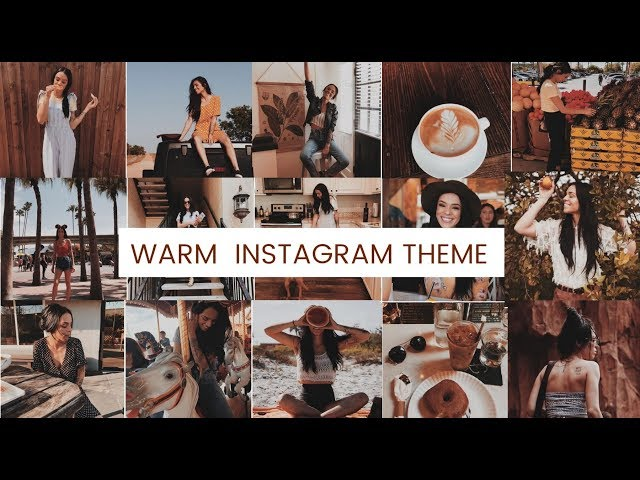 How I edit my instagram photos for FREE using VSCO! WARM VINTAGE THEME
