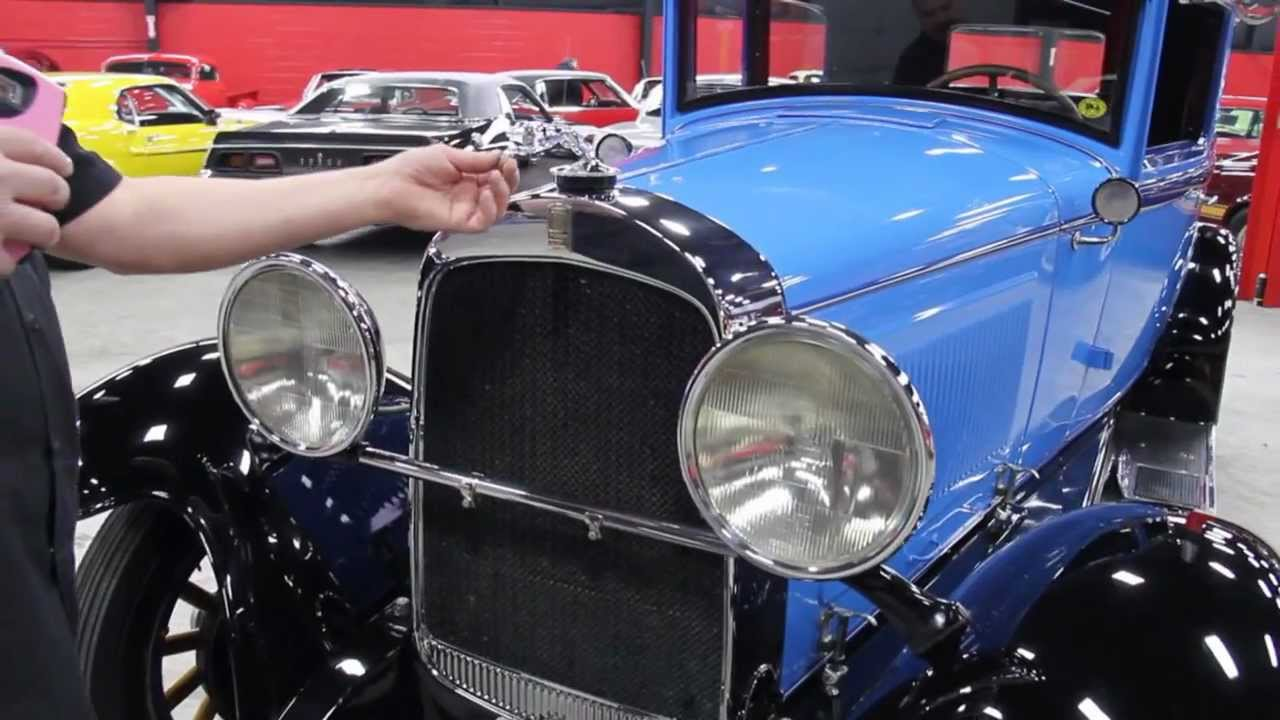 1930 Willys Whippet Classic Car for Sale in MI Vanguard Motor ...