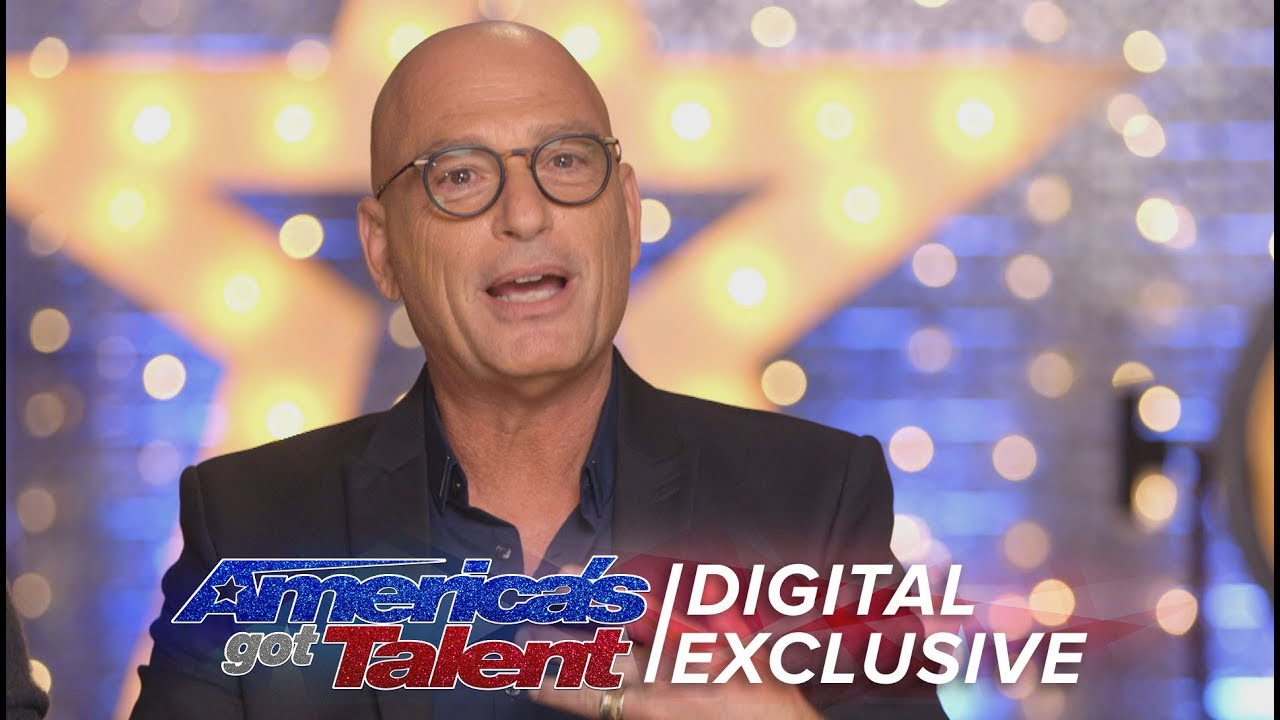 Howie Mandel: All Of His Worst Jokes – America's Got Talent 2017